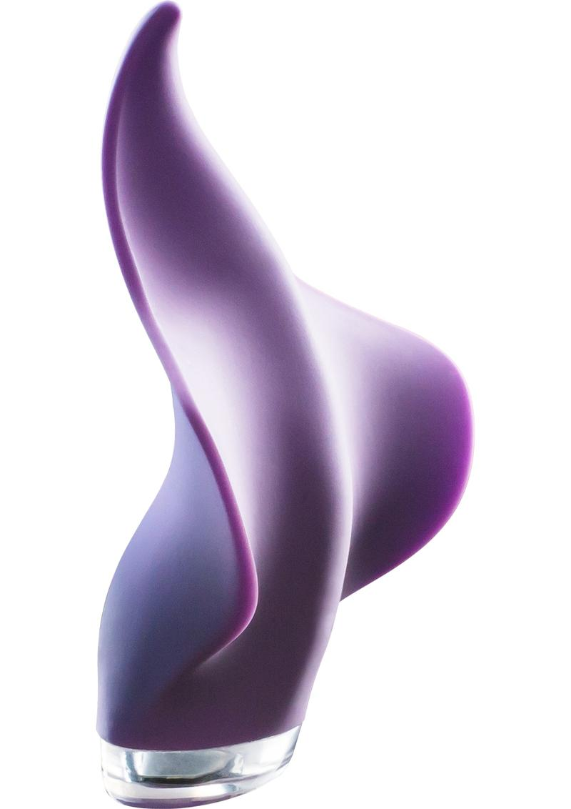 Mimic Rechargeable Vibrator Lilac