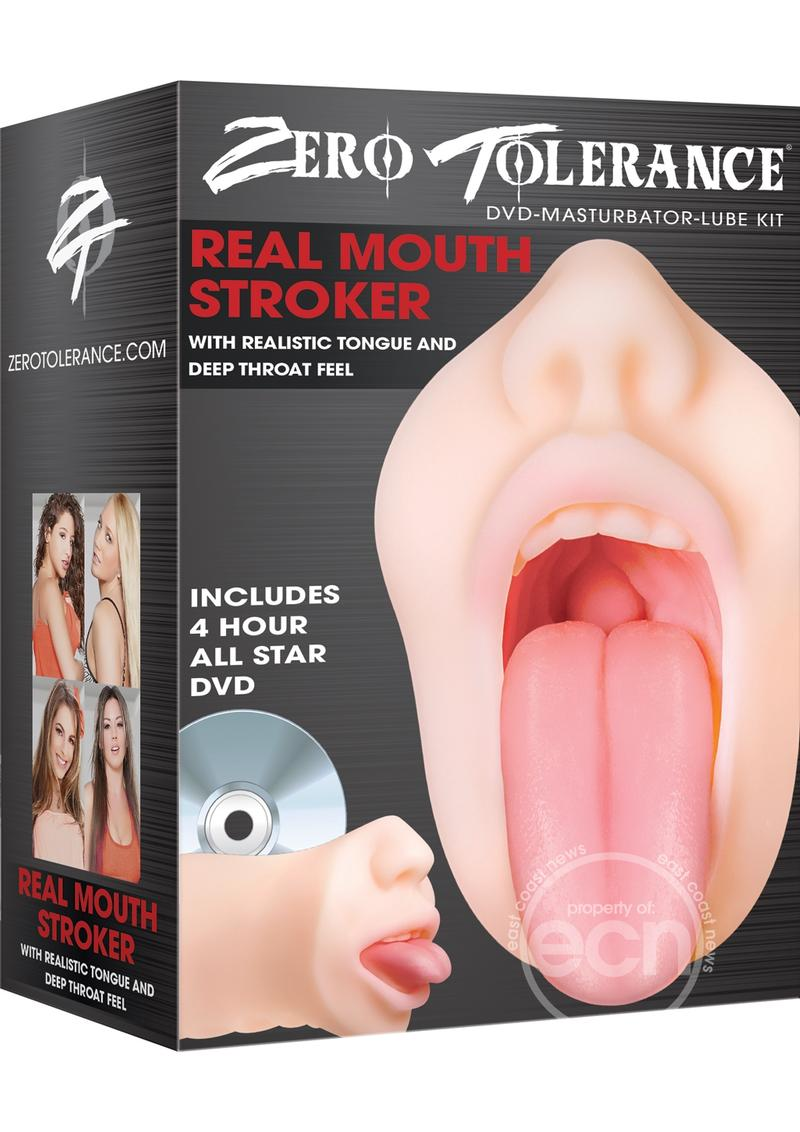 Real Mouth Stoker